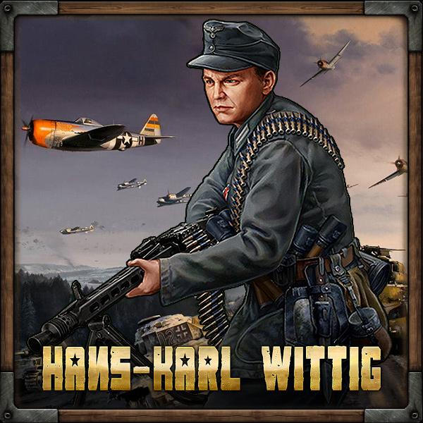 Liberators:  Hans-Karl Wittig