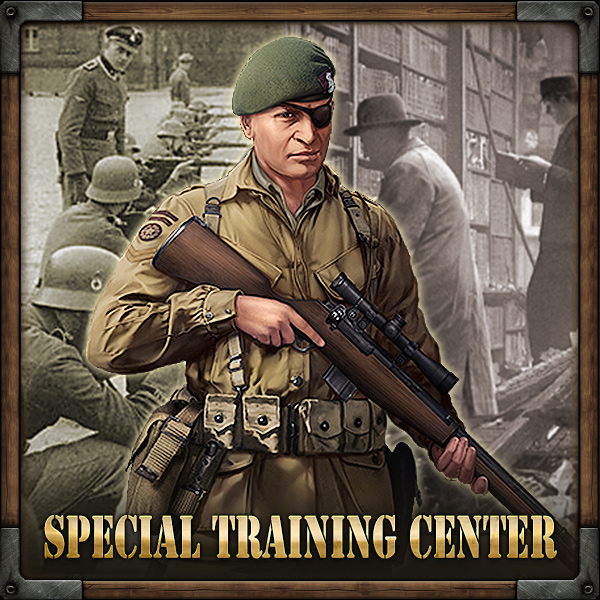 Liberators: Special Training Center