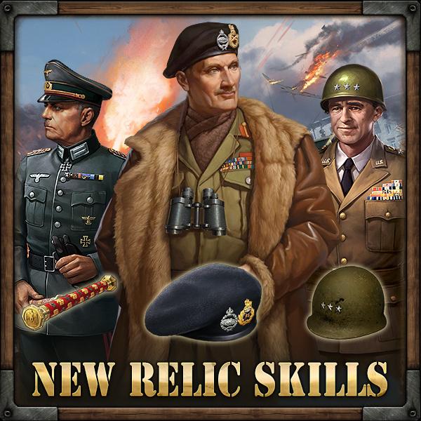 Liberators:  MORE New Relic Skills in March 2017