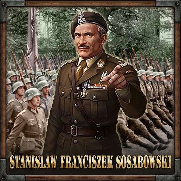 Liberators:  Stanisław Franciszek Sosabowski